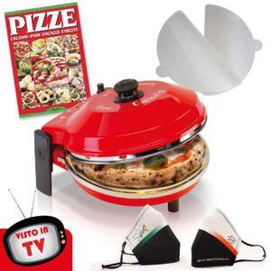 PrezziForti.it | set forno pizza caliente ricettario pizza 2 palette mascherina